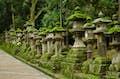 Nara is a stroll through a temple-filled park