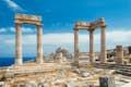 Rhodes is a walk through antiquity