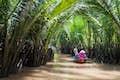 Mekong Delta is a world afloat