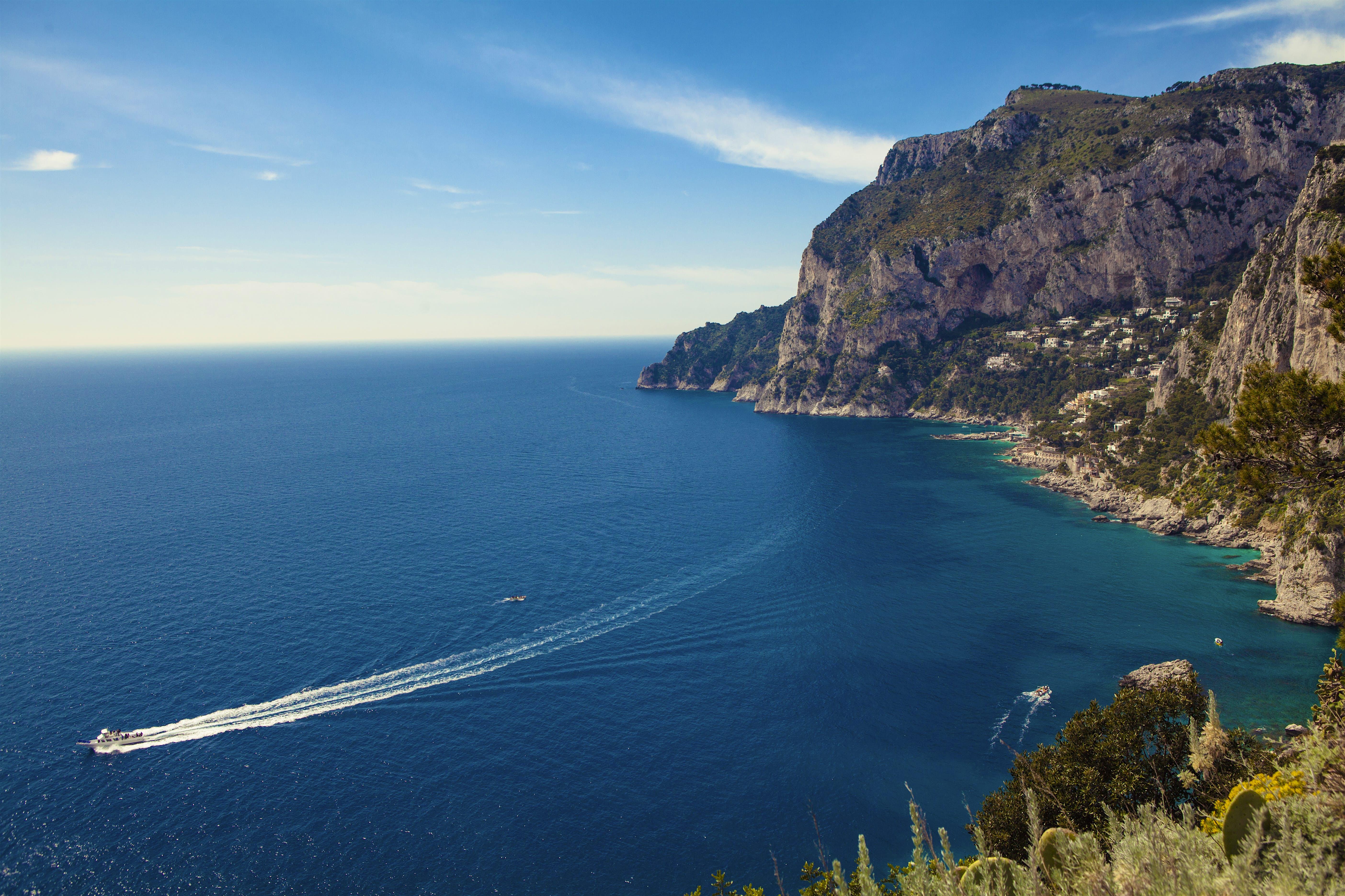 Capri travel