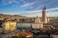 Turin is elegant squares and palaces