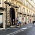 Entrance to Palazzo Zevallos Stigliano