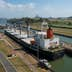 Panama City, Panama - march 2018: Ship crossing the Panama Canal, Miraflores Locks, Panama City; Shutterstock ID 1055607245; Your name (First / Last): Alicia Johnson; GL account no.: 65050; Netsuite department name: Online Editorial ; Full Product or Project name including edition: Panama
