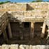 Tombs of the Kings, House of the pigeons | Pafos,