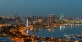 Baku is a stroll along the seafront