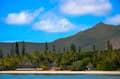 New Caledonia is pristine beaches