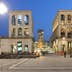Italy, Lombardy, Milan, on the Left Museo del Nove