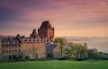 Québec is grand romance