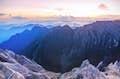 Sabah is sacred mountain peaks