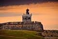 San Juan & Around is historic ramparts