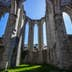 May 15, 2016: Inside the ruins of Saint Karin Cathedral in Visby, island of Gotland, Sweden; Shutterstock ID 524454358; Your name (First / Last): Gemma Graham; GL account no.: 65050; Netsuite department name: Online Editorial; Full Product or Project name including edition: Gotland destination page