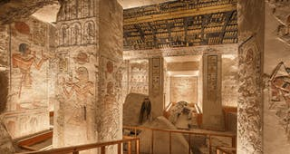 Tomb of Ramses VI (KV 9)