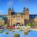 500px Photo ID: 91627775 - Just a colorful view on the 'Rijksmuseum' with tulips in Amsterdam last summer, typically dutch. Heavily filtered to smoothen the image and bring the colors out... Maybe a bit much, but I like it :)