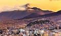 Quito is picturesque plazas