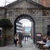 Archway leading into Dublin Castle