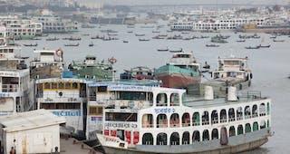 Sadarghat Boat Terminal