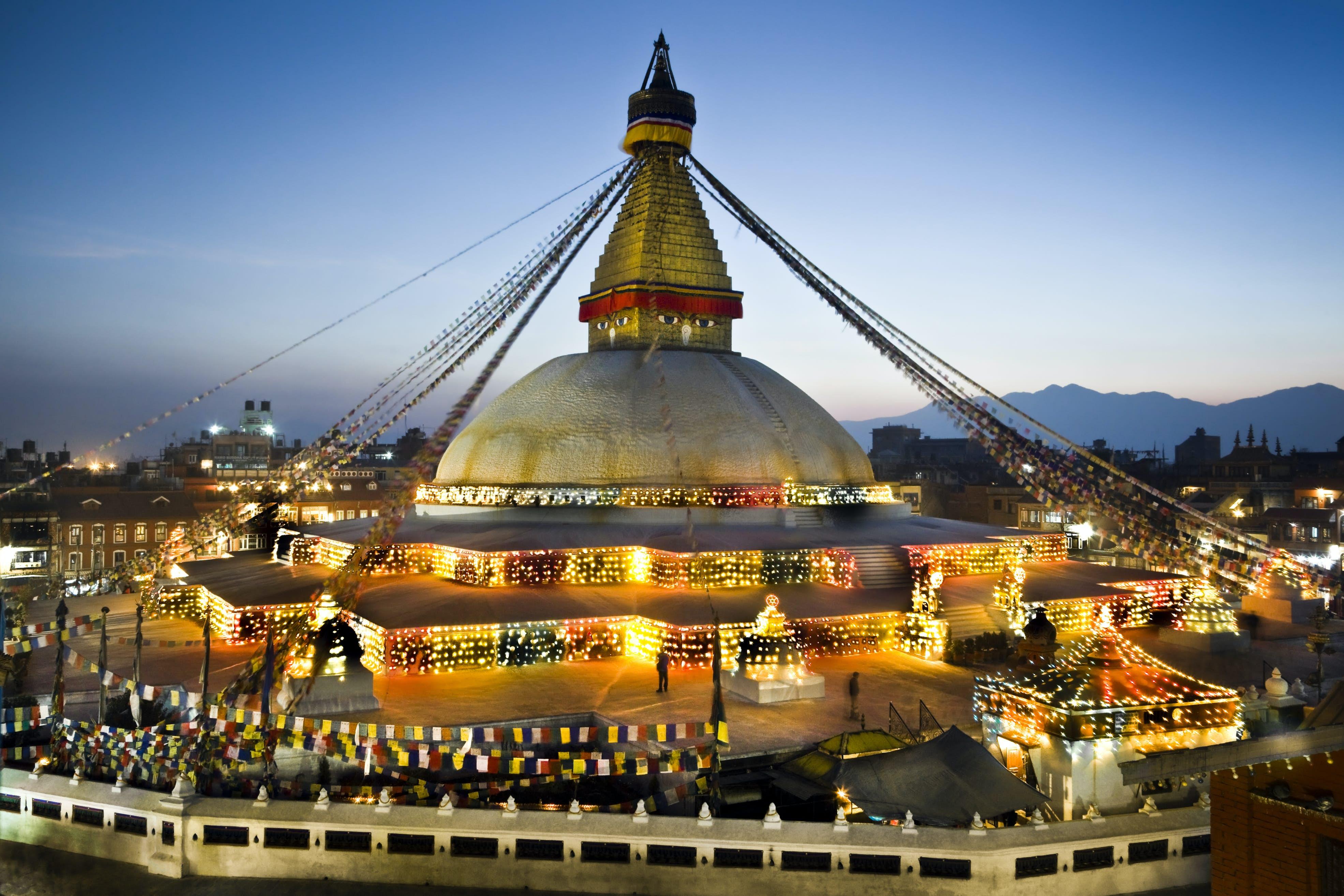 Image result for boudhanath stupa