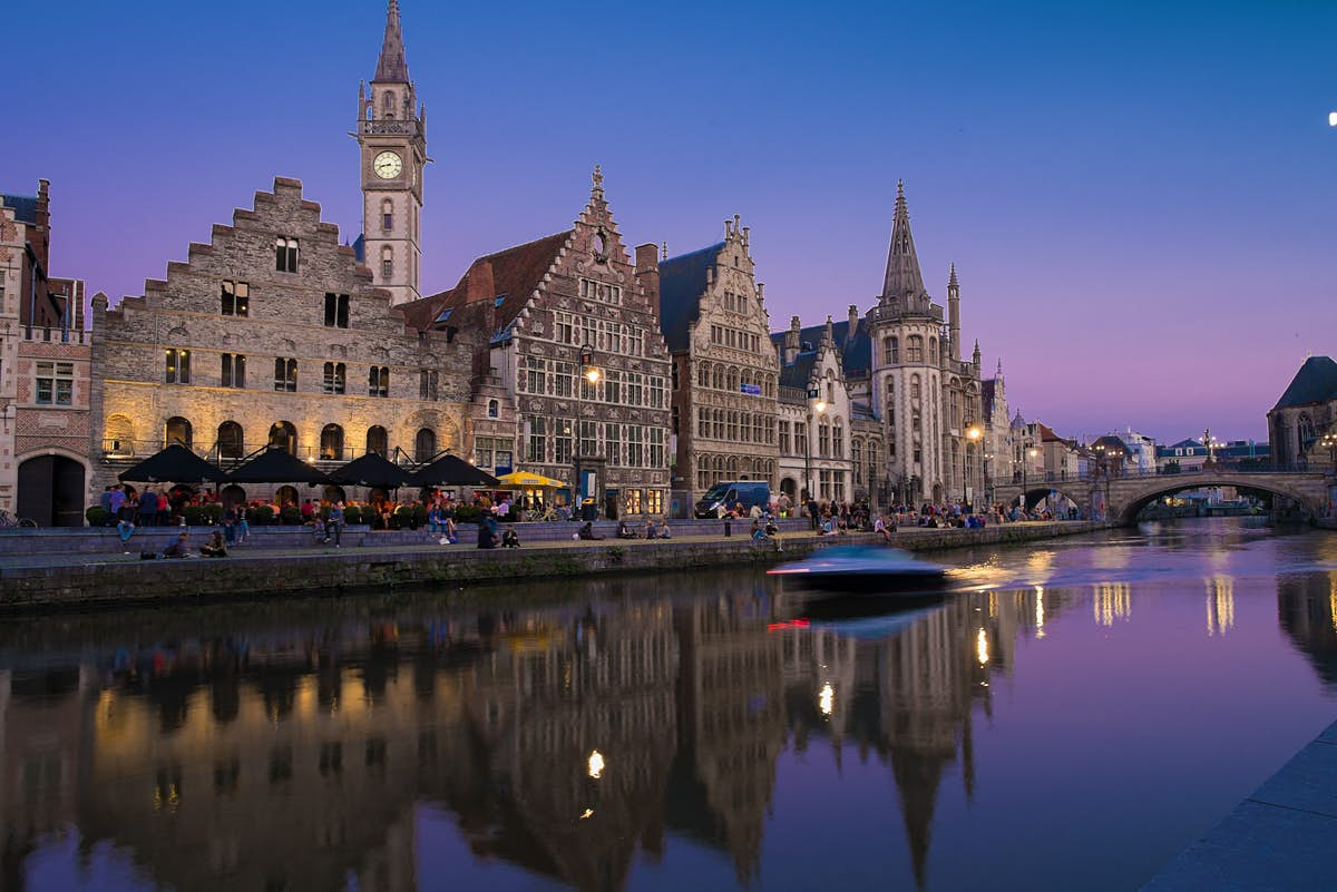 Top things to do in Ghent, Belgium