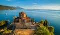North Macedonia is spiritual lake sunsets