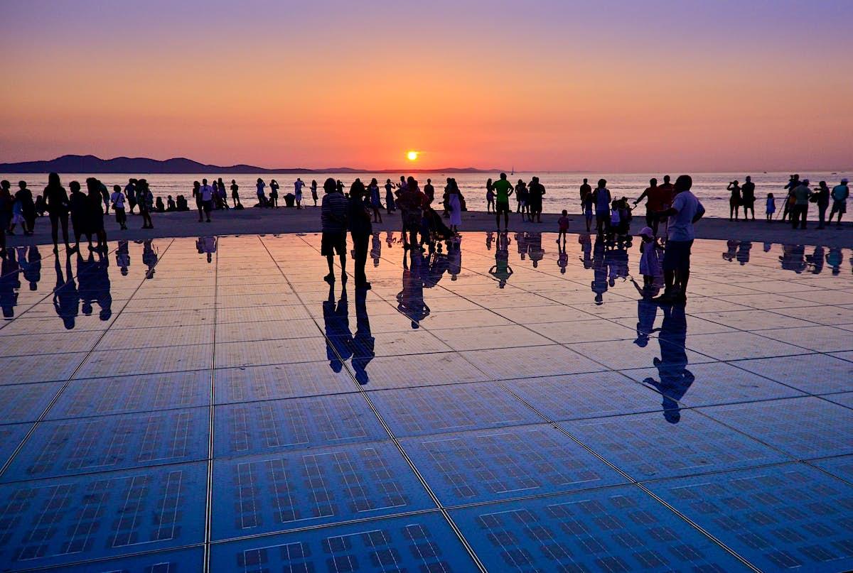Zadar Travel Northern Dalmatia Croatia Lonely Planet