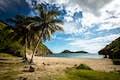 Guadeloupe is impressive shorelines