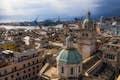 Genoa is a bustling port city