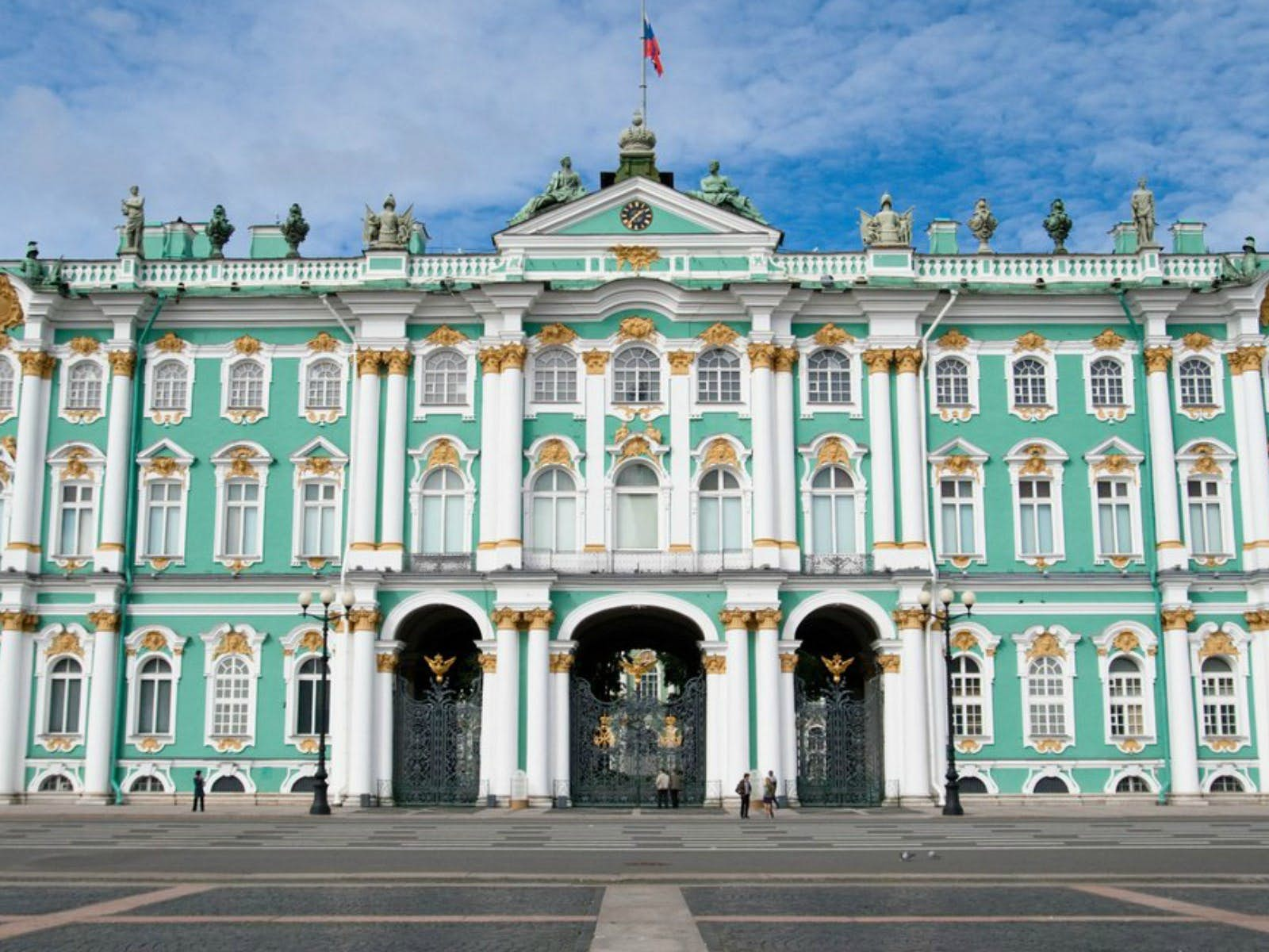Winter Palace | St Petersburg, Russia Attractions - Lonely Planet