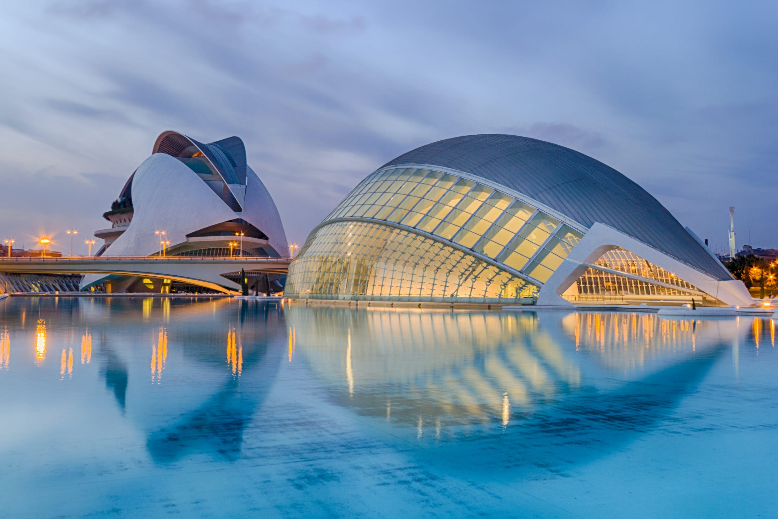 Ciudad De Las Artes Y Las Ciencias Valencia Spain Attractions Lonely Planet