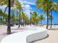 Fort Lauderdale is a day at the beach
