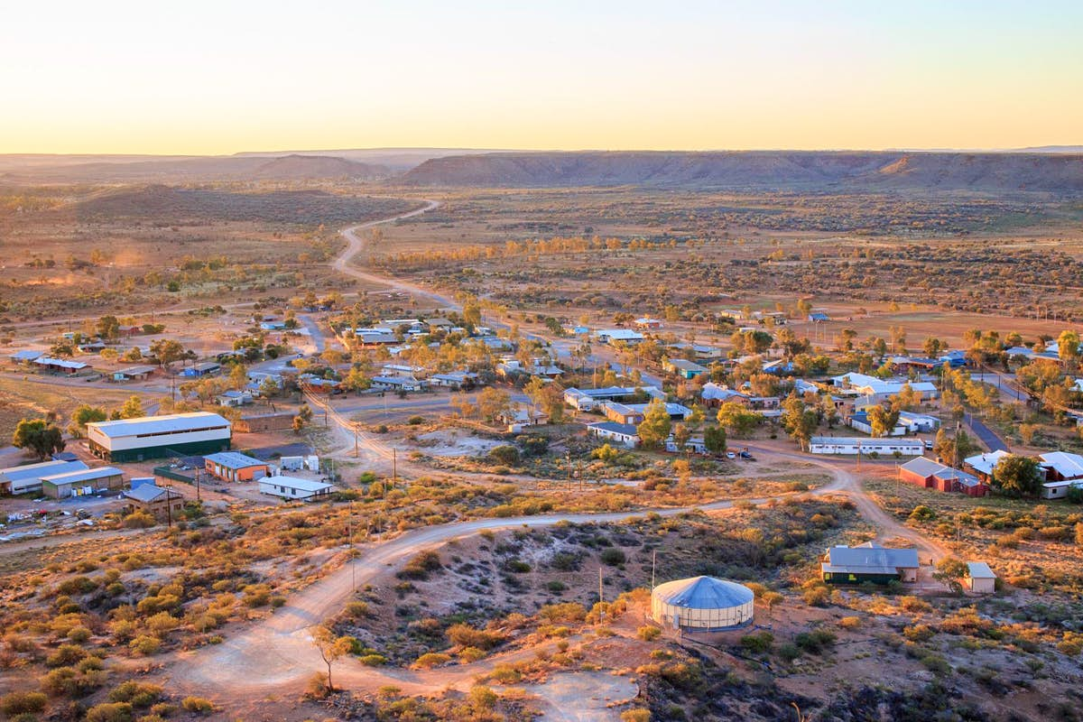 Alice Springs Northern Territory Stock Photo - Download