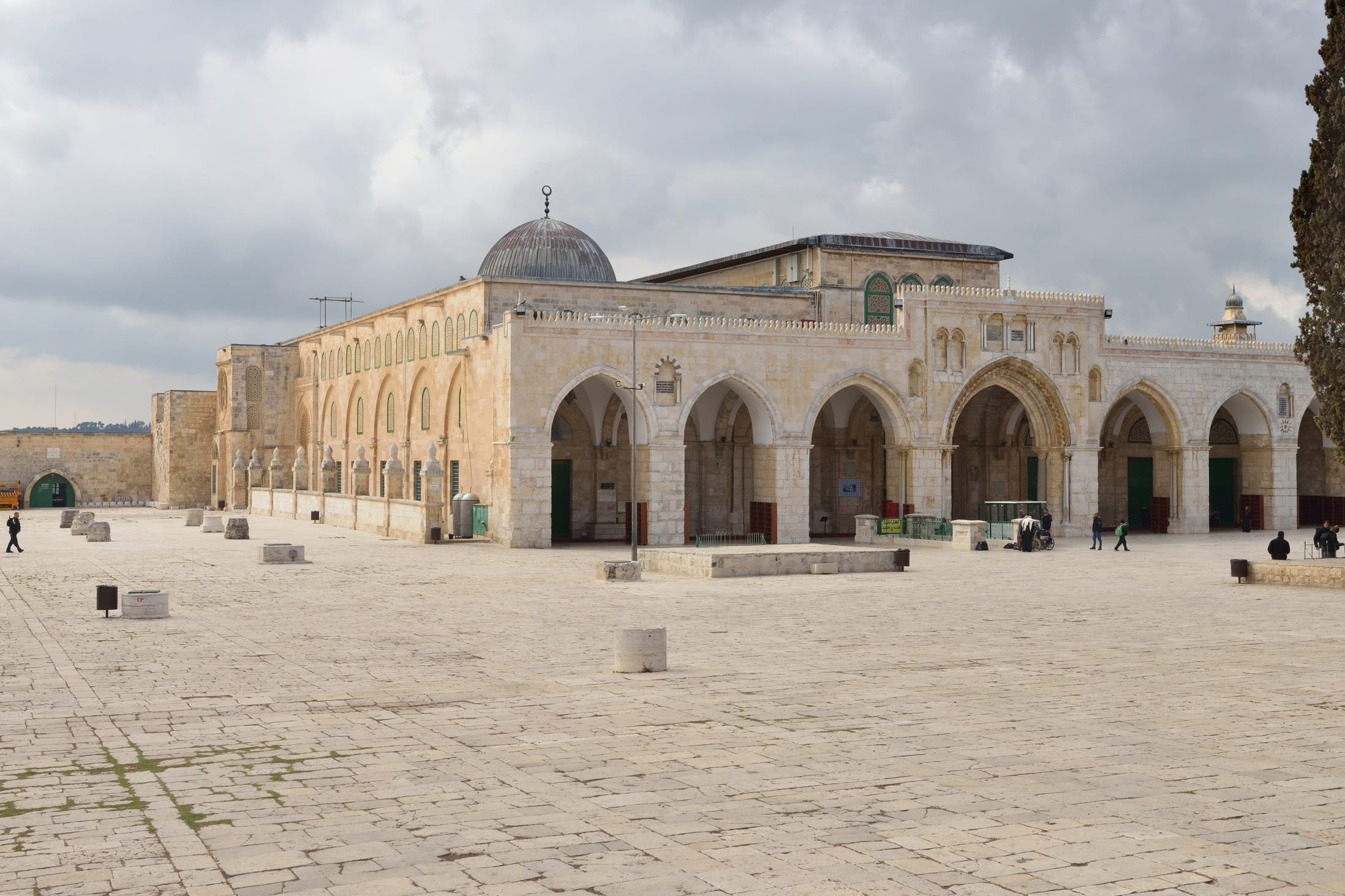 Al Aqsa Mosque Middle East Attractions Lonely Planet