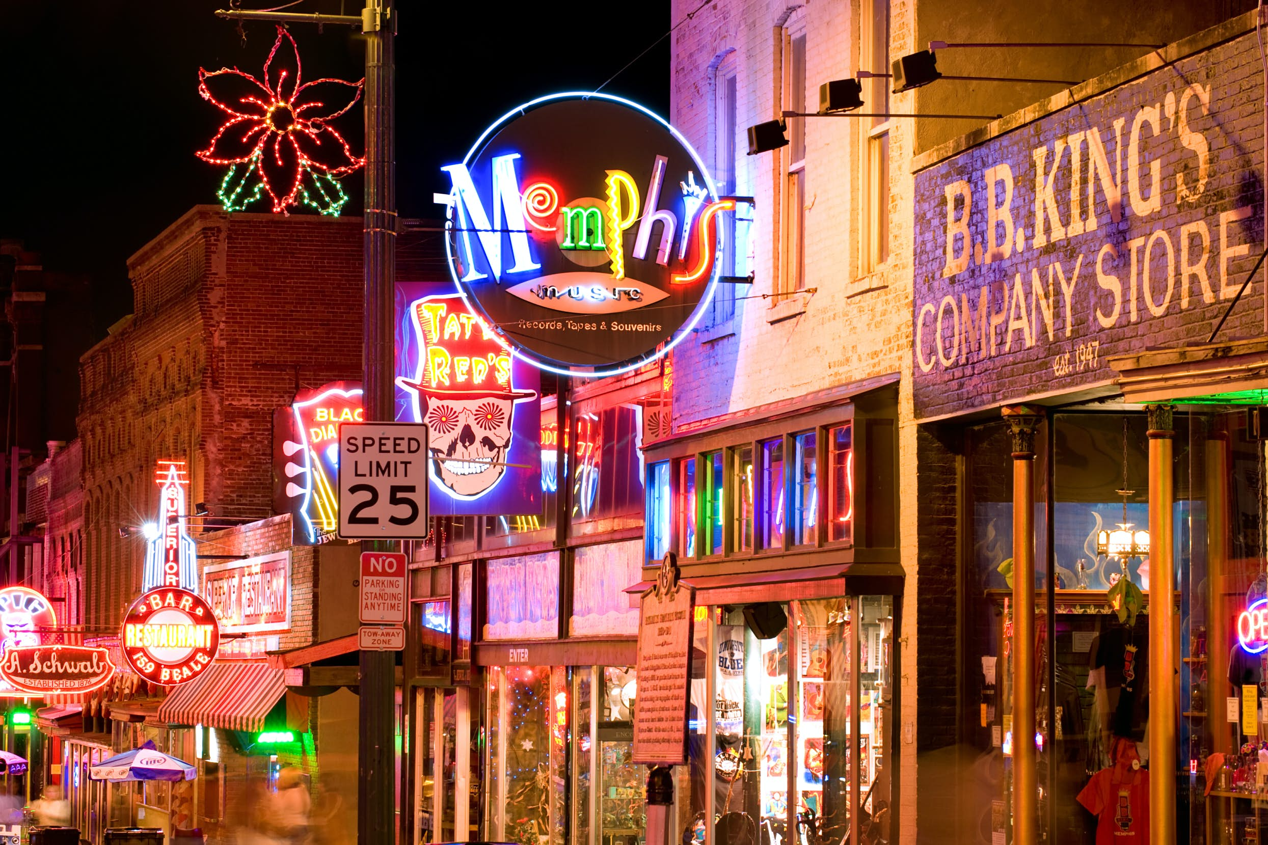 Memphis travel | USA - Lonely Planet
