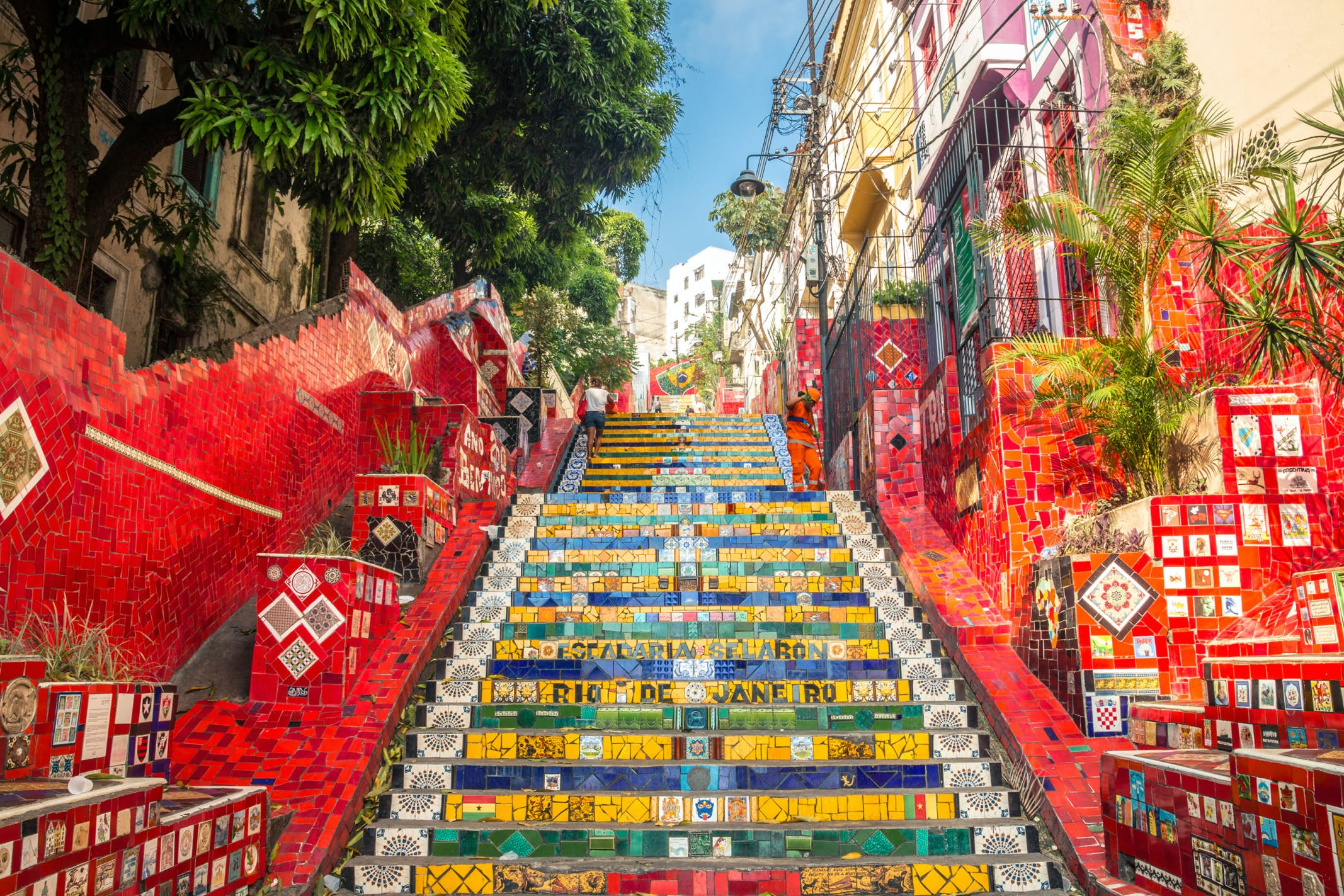 Escadaria Selarón | Rio de Janeiro, Brazil Attractions - Lonely Planet