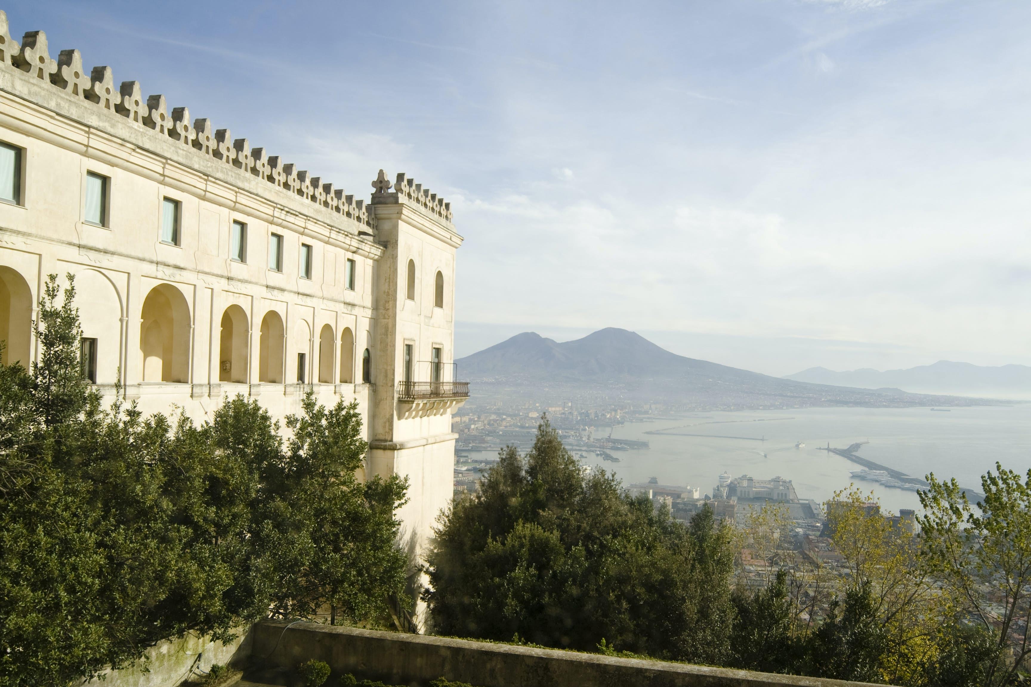 Certosa E Museo Di San Martino Naples Italy Attractions Lonely Planet