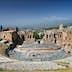 Greek theatre in Taormina