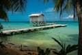 Belize is a quiet moment