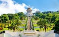 Haifa is landscaped perfection