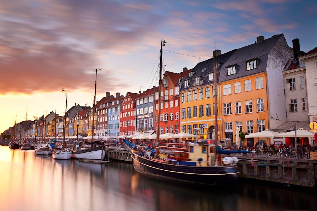 Copenhagen travel