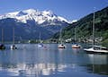 Zell am See is marvellous alpine pastures