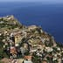 Castello Sarazeno, Monte Tauro, Taormina, Sicily, Italy
