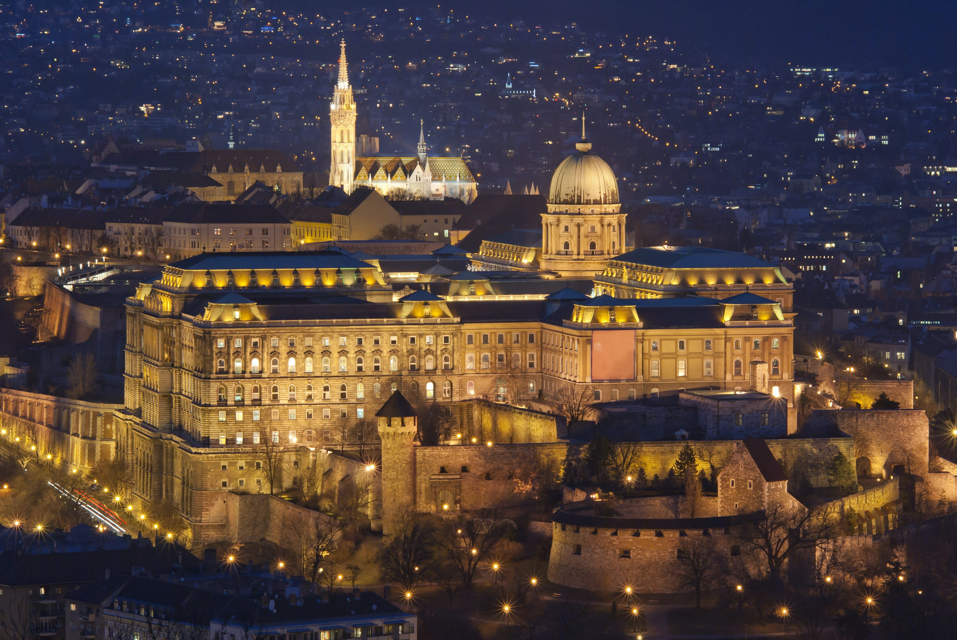 Royal Palace   Budapest, Hungary Attractions - Lonely Planet