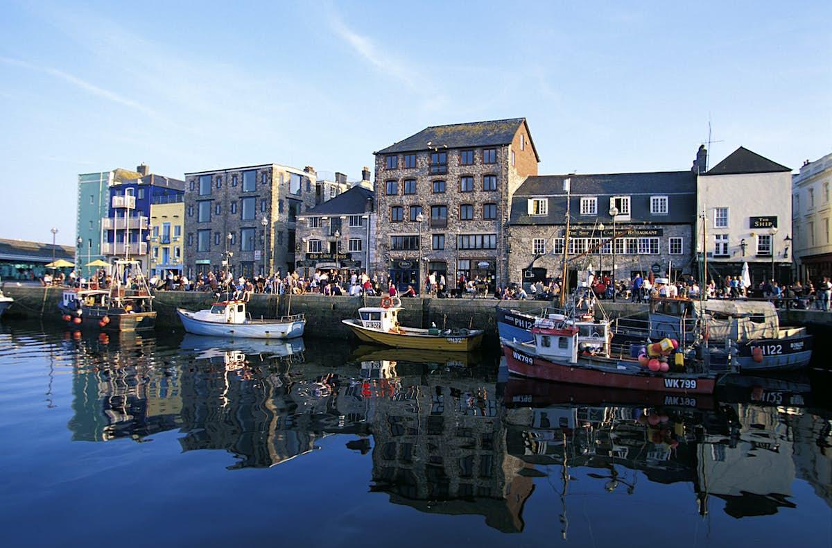 Plymouth England