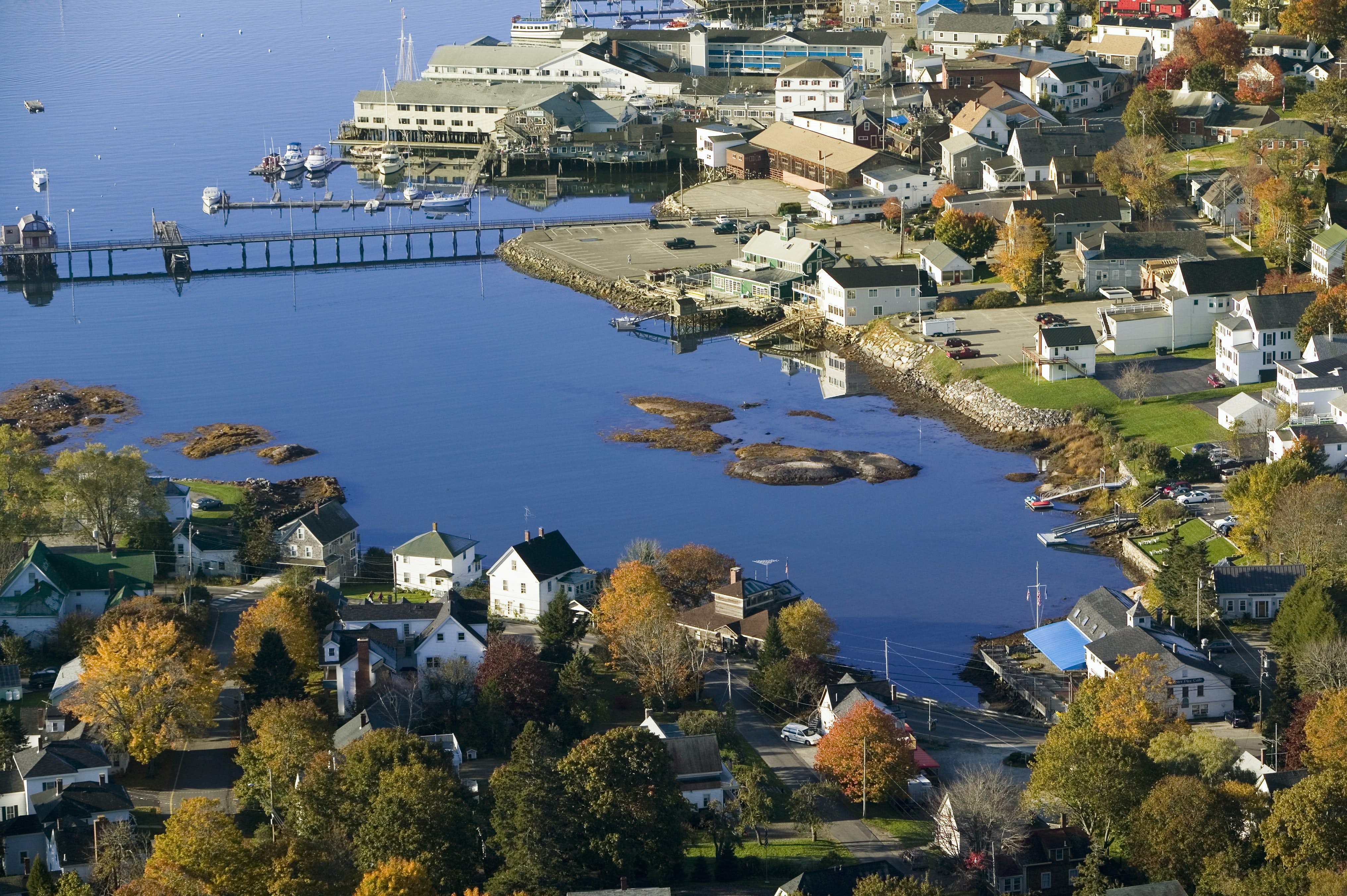 Boothbay Harbor Travel Maine Usa North America Lonely Planet