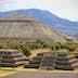 Piramide del Sol Teotihuacán Mexico