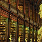 Old Library & Book of Kells