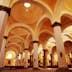 Royal Chapel interior at ex-convent of San Gabriel.