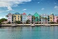 The Bahamas is a pop of color