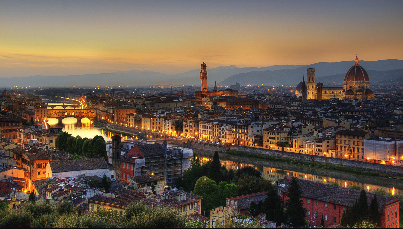 Florence Travel Tuscany Italy