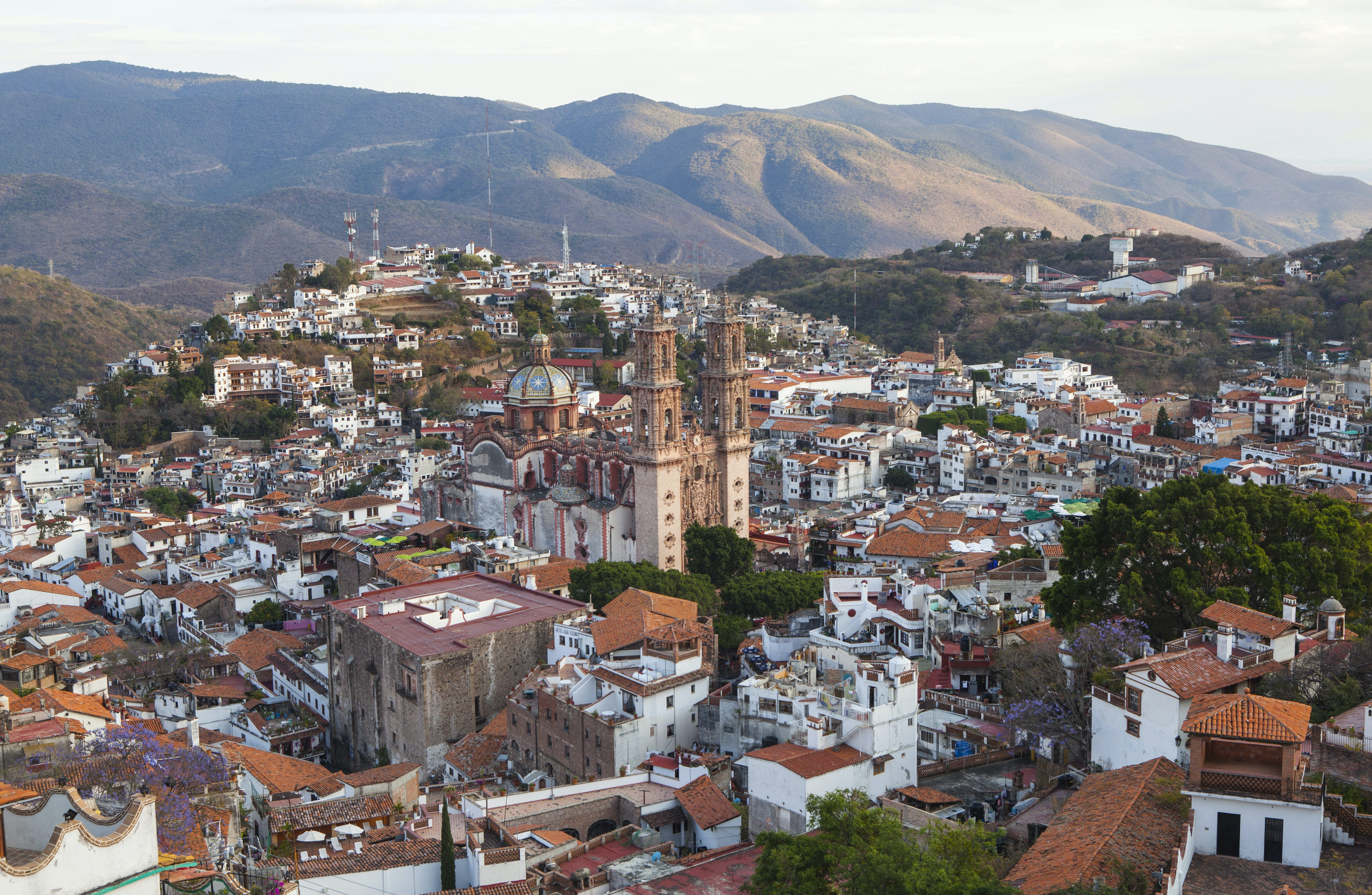 Taxco Travel Mexico North America Lonely Planet