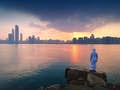 Abu Dhabi is a contemplative moment